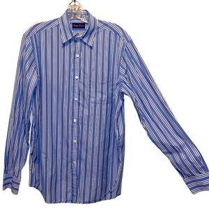 Ralph Lauren Purple Label striped shirt Medium